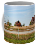 Decaying Farm Central Il Coffee Mug