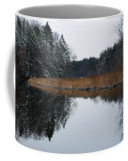 December Landscape Coffee Mug by Luke Moore