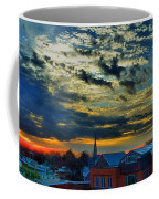 December Sunrise In Annapolis Coffee Mug
