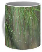 December's Green Coffee Mug