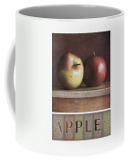 Deco Apples Coffee Mug