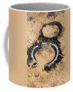Decomposing Tires Coffee Mug