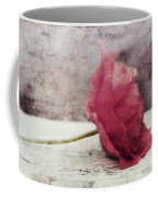 Decor Poppy Horizontal Coffee Mug by Priska Wettstein