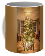 Decorated Christmas Tree Coffee Mug