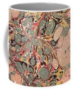 Decorative End Paper  Coffee Mug