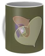 Decorative Heart Coffee Mug