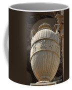 Decorative Urn - Palace Of Fine Arts Sf Coffee Mug