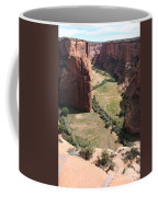 Deep Canyon De Chelly Coffee Mug