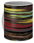 Deep Color Field Coffee Mug