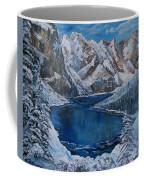 Deep Dark  And Cold Coffee Mug