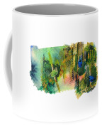 Deep Forest Song Coffee Mug