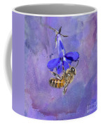 Deep In Purple Coffee Mug