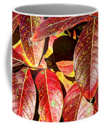 Deep Into Autumn Coffee Mug