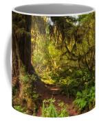 Deep Into The Hoh Rain Forest Coffee Mug