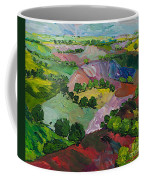 Deep Ridge Red Hill Coffee Mug