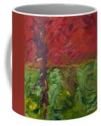 Deep Set Roots Coffee Mug