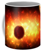 Deep Space Activity Digital Painting Coffee Mug
