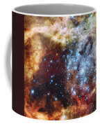 Deep Space Fire And Ice  Coffee Mug