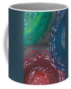 Deepen Abstract Shapes Coffee Mug