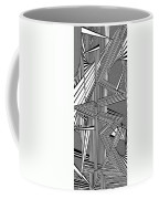 Deeper And Deeper Coffee Mug