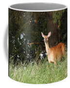 Deer At Dusk V3 Coffee Mug