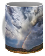 Deer Creek Storm Coffee Mug by Darren  White