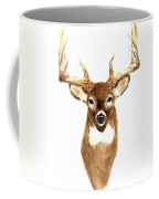 Deer - Front View Coffee Mug