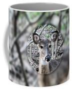 Deer Hunter's View Coffee Mug