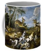Deer Hunting Coffee Mug