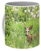 Deer In Magee Marsh Coffee Mug