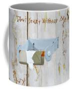 Deer Lease Dilemma Coffee Mug