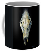 Deer Skull With Aura Coffee Mug