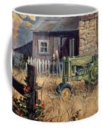 Deere Country Coffee Mug