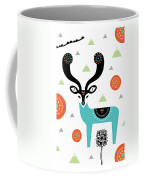 Deery Mountain Coffee Mug