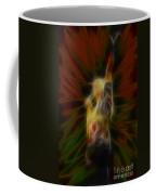 Def Leppard-adrenalize-joe-gb22-fractal-1 Coffee Mug