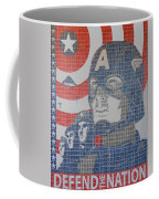 Defend The Nation Coffee Mug