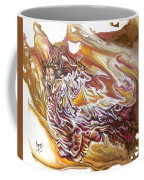 Defiance Coffee Mug by Karina Llergo