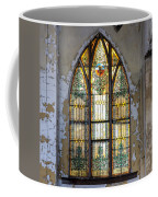 Defiant Stain Glass Church Window #1 Coffee Mug