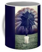 Deflated Coffee Mug