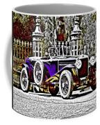 Delage Co2 Dupla Cowl Tourer Coffee Mug