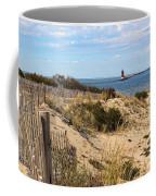Delaware Breakwater East End Light Coffee Mug