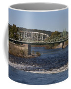 Delaware River Easton Pennsylvania Coffee Mug
