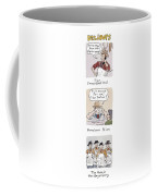 Deliboys 'extra Mayo?  Them Thar's Fightin' Coffee Mug