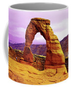 Delicate Arch - Arches National Park Coffee Mug