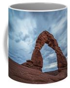 Delicate Arch Blue Hour Coffee Mug