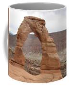 Delicate Arch Landscape Coffee Mug