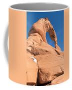 Delicate Arch South Side  Coffee Mug