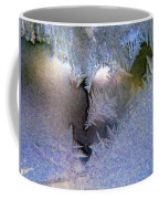 Delicate Ice - Digital Painting Effect Coffee Mug