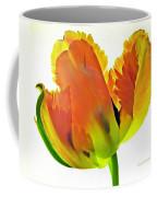 Delicate Inferno  Coffee Mug