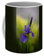 Delicate Japanese Iris Coffee Mug